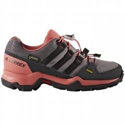 Zapatillas trekking Adidas Terrex Gtx Niña rosa-negro