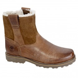 Boots Timberland Teddy Pull On Junior brown