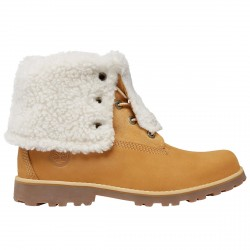 Botas Timberland Authentics 6-Inch Shearling Niño beige (31-34)