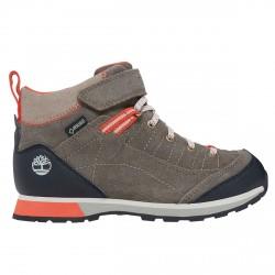 Chaussures trekking Timberland Griffin Park Hi-Top Gtx Fille gris (31-35)