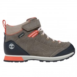 Trekking shoes Timberland Griffin Park Hi-Top Gtx Girl grey (31-35)