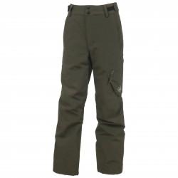 Pantalone sci Rossignol Ski Bambino verde
