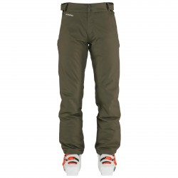 Pantalone sci Rossignol Ski Uomo verde