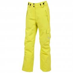 Pantalones esquí Rossignol Ski Niña amarillo