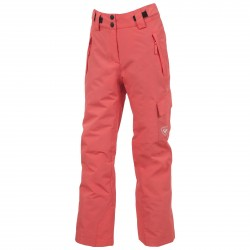 Pantalon ski Rossignol Ski Fille rose