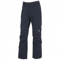 Pantalone sci Rossignol Ski Bambina blu