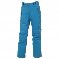 Pantalon ski Rossignol Ski Fille turquoise