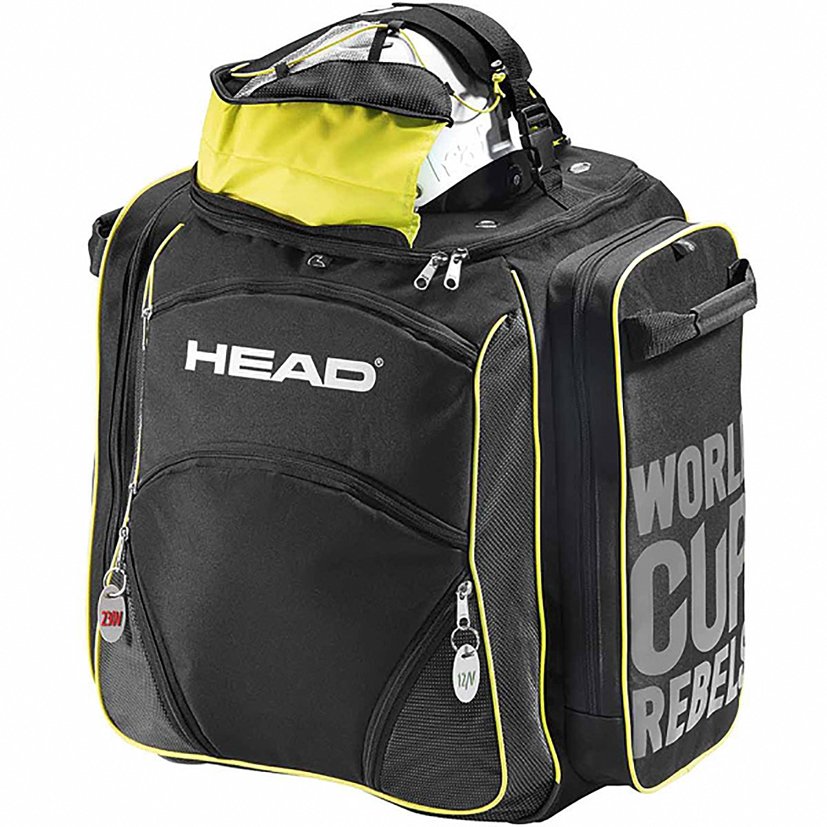 sac dos pour chaussures head heatable accessoires ski. Black Bedroom Furniture Sets. Home Design Ideas