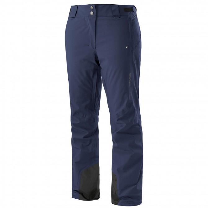 Pantalone sci Head 2L Insulated Donna blu