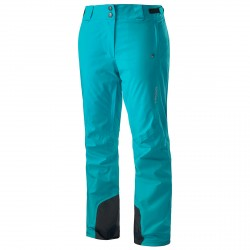 Pantalon ski Head 2L Insulated Femme turquoise