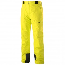 Pantalones esquí Head 2L Scout 3.0 Hombre amarillo
