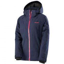 Ski jacket Head 2L Insulated Woman blue