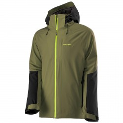 Ski jacket Head 2L Eclipse Man green