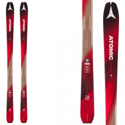 Mountaineering ski Backland 78