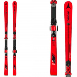 Sci Atomic Redster G9 FIS M + attacchi X12 Var