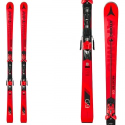 Sci Atomic Redster G9 + attacchi X12 TL