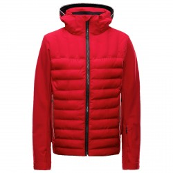 Ski jacket Toni Sailer Renly Man red