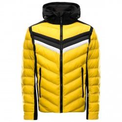 Veste ski Toni Sailer Kit Homme jaune