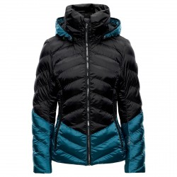 Ski jacket Toni Sailer Iris Woman black-blue