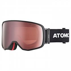 Masque ski Atomic Revent L FDL noir