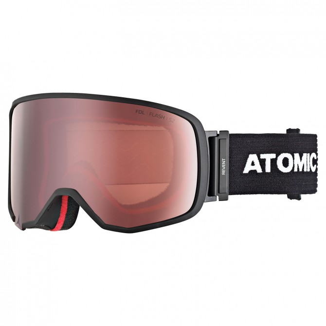 Máscara esquí Atomic Revent L FDL negro