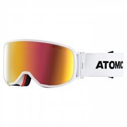 Masque ski Atomic Revent L FDL blanc