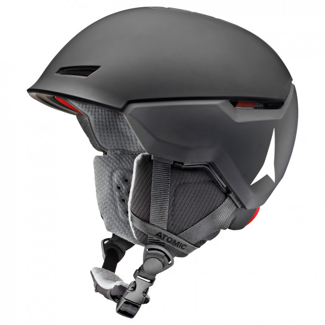 Casco sci Atomic Revent + nero