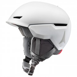 Casco esquí Atomic Revent + blanco