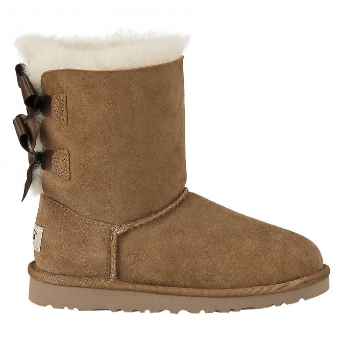 stivale Ugg T Bailey Bow beige Baby (22-29)