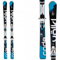 Ski Volkl Code Speedwall S Uvo + fixations Rmotion2 12.0