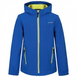 Softshell Icepeak Rio Junior royal