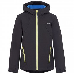 Softshell Icepeak Rio Junior blue