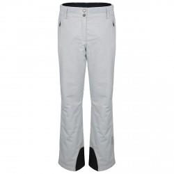 Pantalones esquí Colmar Nagano Mujer blanco hielo