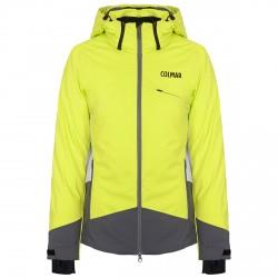 Ski jacket Colmar Greenland Woman yellow
