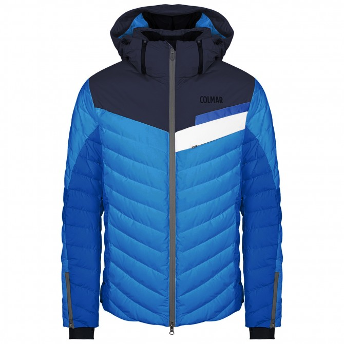 Giacca sci Colmar Hokkaido Uomo blu