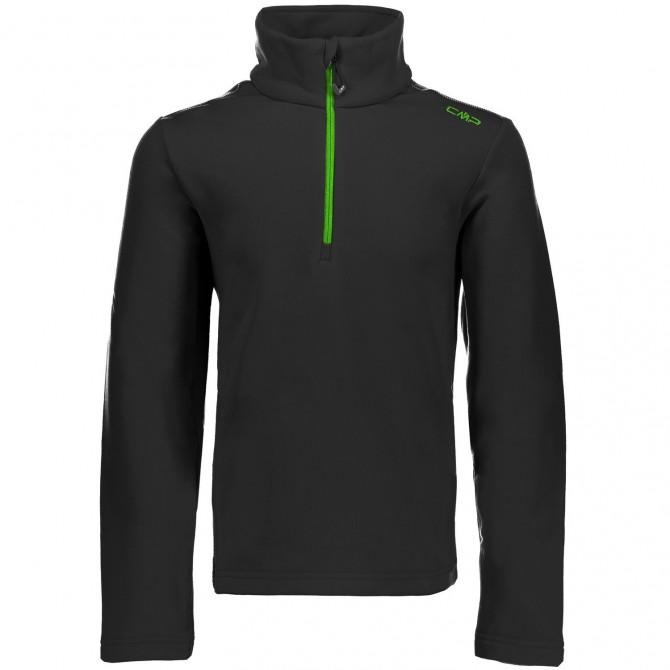 Jersey Cmp Niño negro-verde