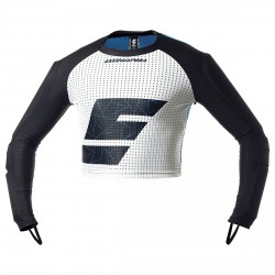 Sweater Energiapura Racing Junior black-turquoise