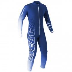 Conjunto de carrera Energiapura Color Unisex azul