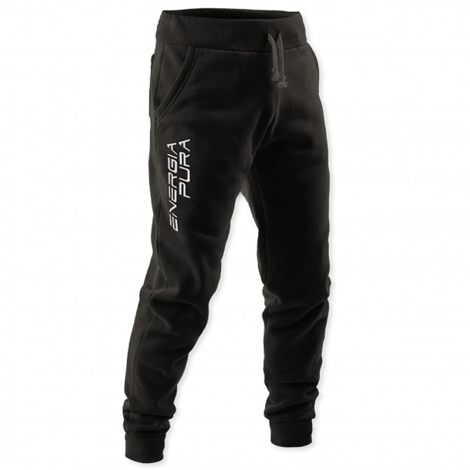 Pantalone felpa Energiapura Skurup nero