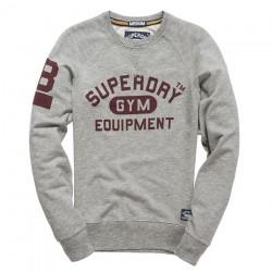 sweat-shirt Super Dry Pommel homme