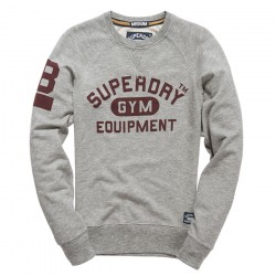 sweatshirt Super Dry Pommel man