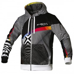 Sudadera Energiapura Optical Zip Unisex