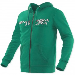 Sweat-shirt Energiapura Onnarp Junior vert eau