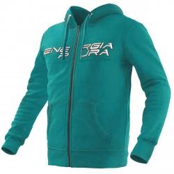 Sweat-shirt Energiapura Onnarp Unisex turquoise