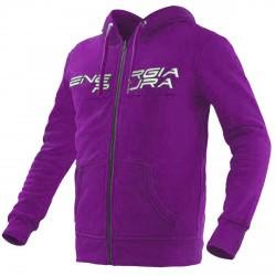 Sweatshirt Energiapura Onnarp Woman purple