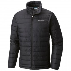 Piumino Columbia Powder Lite Uomo nero