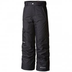 Pantalon ski Columbia Bugaboo Garçon noir