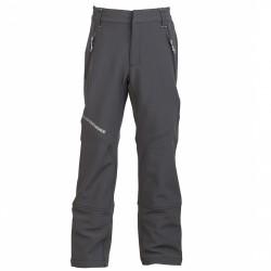 Pantalones montañismo Rock Experience Dew Niño gris