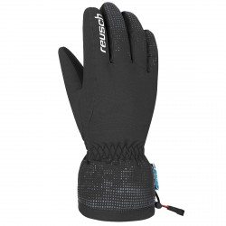 Ski gloves Reusch Xaver R-Tex® XT Junior black