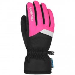 Guantes esquí Reusch Bennet R-Tex® XT Junior rosa